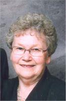 Miramichi's Funeral Announcements Margaret Elizabeth Harris
