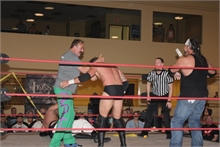 "IHW 10th Anniversary with Jake ""The Snake"" Roberts"