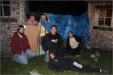 12 Homeless Hours