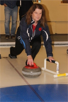 Curling Club Open House