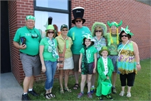 Irish Fest Walking Parade 2016