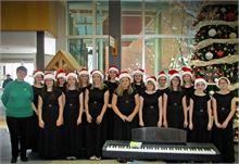 Blackville School Girls Choir