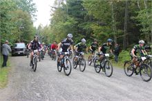 Bikers take part in 4 Hours of French Fort Cove