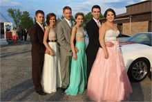 NSER prom night