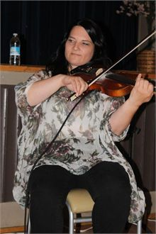 Grand Masters Fiddling Champion
