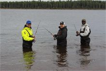 Miramichi Striper Bass grand success