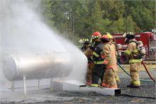 Fireman refresh their skills
