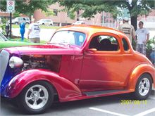 new brunswick day car show in saint john king square