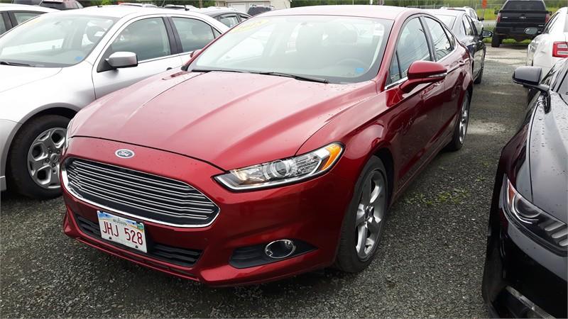 Miramichi Automotives for Sale 2014 Ford Fusion