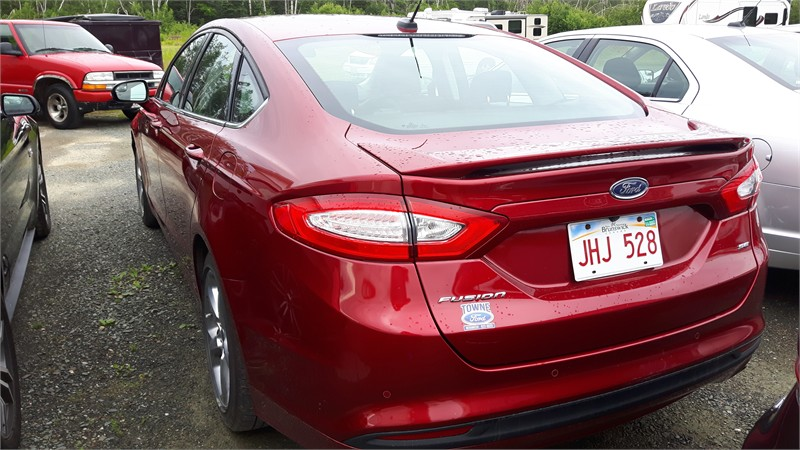 2014 Ford Fusion  2