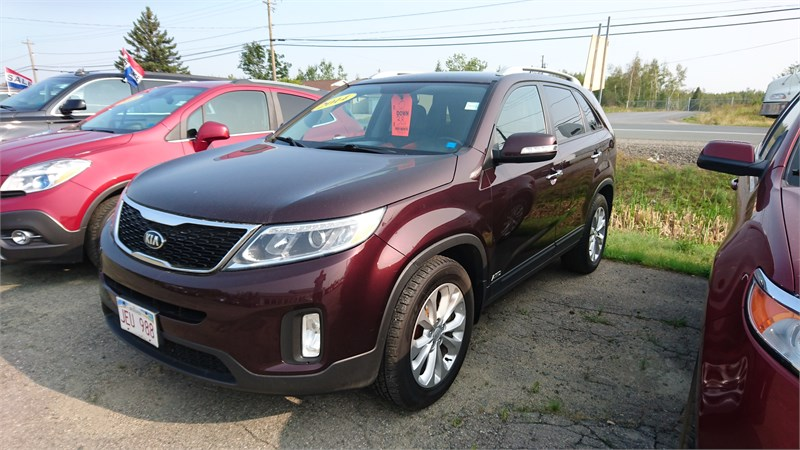 Miramichi Automotives for Sale 2014 Kia Sorento