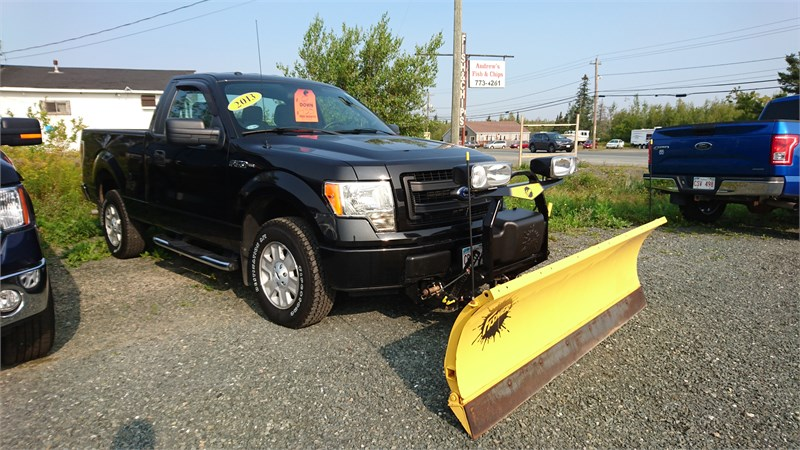 Miramichi Automotives for Sale 2013 f-150 STX