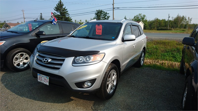 Miramichi Automotives for Sale 2012 Hyundai Santa Fe
