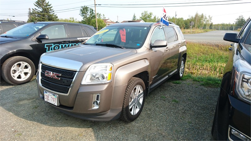 Miramichi Automotives for Sale 2011 GMC Terrain