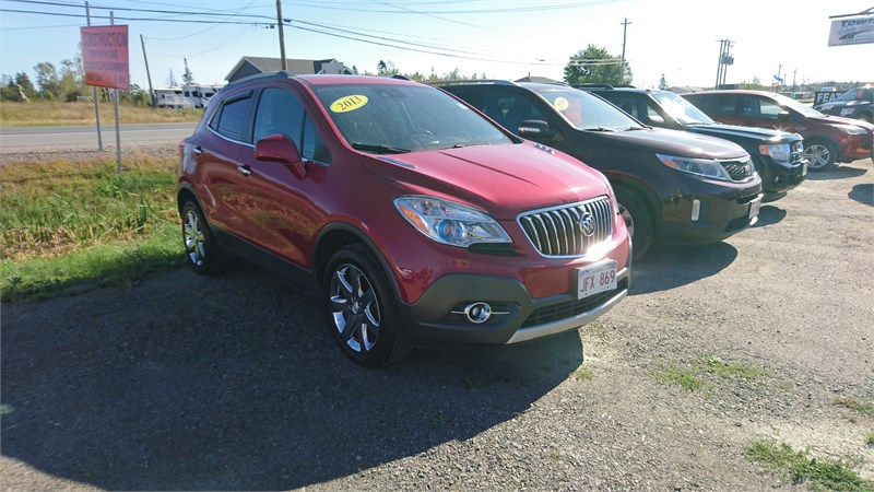 Miramichi Automotives for Sale 2013 Buick Encore