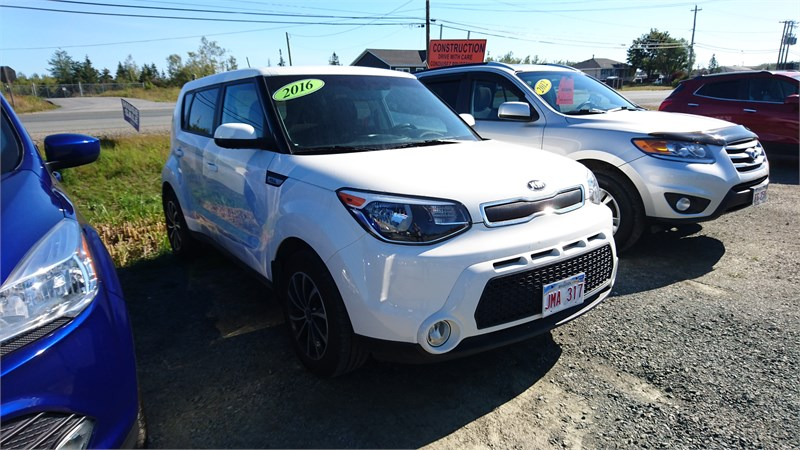 Miramichi Automotives for Sale 2016 Kia Soul