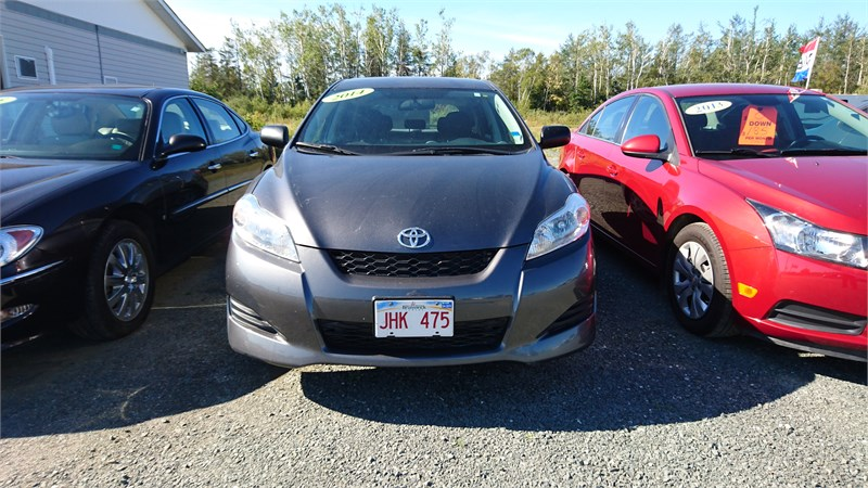 Miramichi Automotives for Sale 2014 Toyota Matrix