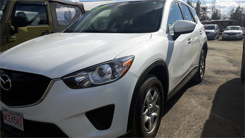 Miramichi Automotives for Sale 2013 Mazda CX-5 Sport