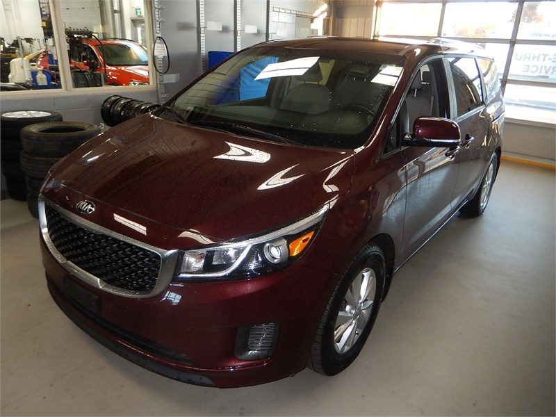 Miramichi Automotives for Sale 2017 KIA SEDONA