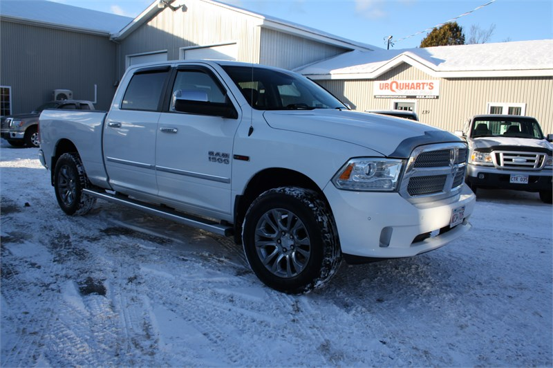 Miramichi Automotives for Sale 2014 Ram  1500 Longhorn LIMITED! Eco-Diesel!