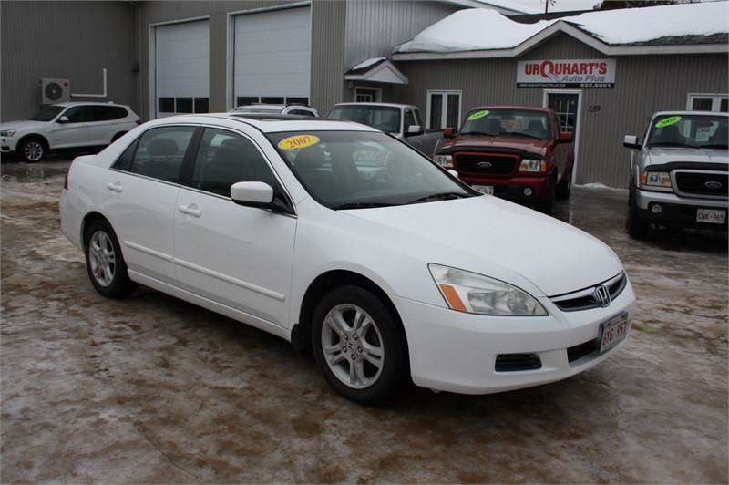 Miramichi Automotives for Sale 2007 Honda Accord EX-L