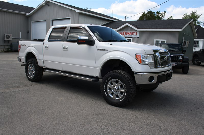 Miramichi Automotives for Sale 2011 Ford F-150 Lariat! LIFTED! LOADED!
