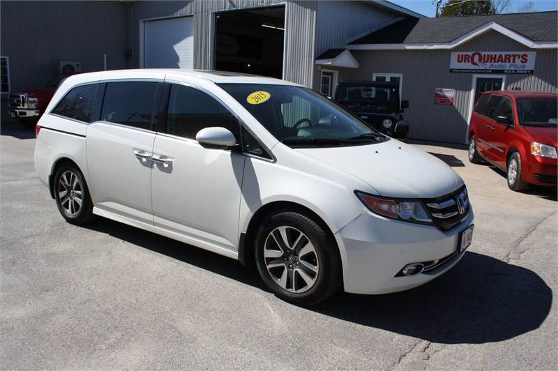 Miramichi Automotives for Sale 2015 Honda Odyssey Touring w/RES & Navi!