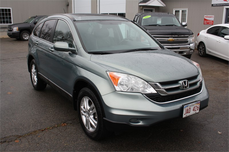 Miramichi Automotives for Sale 2011 Honda CR-V EX-L! 4WD!