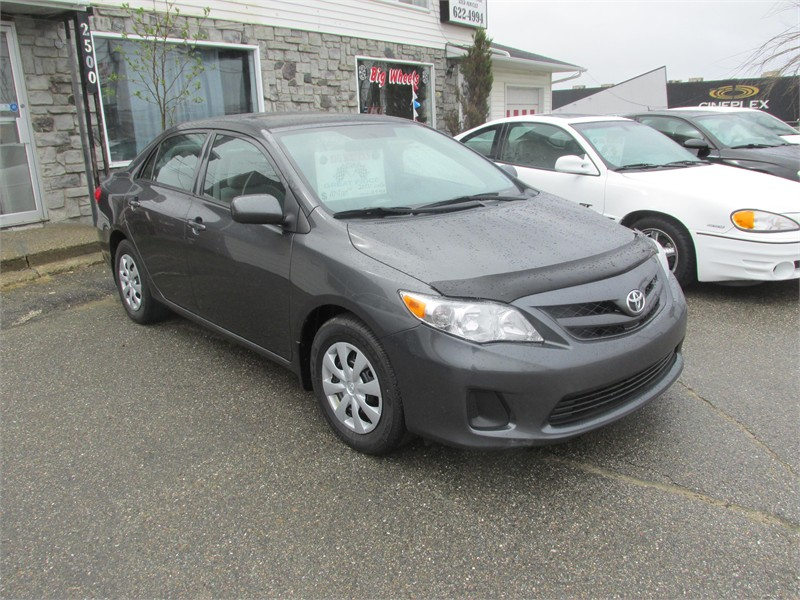 Miramichi Automotives for Sale 2013 Toyota Corolla