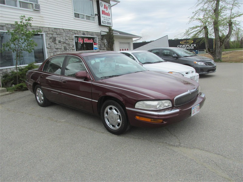 Miramichi Automotives for Sale 2000 Buick Ultra
