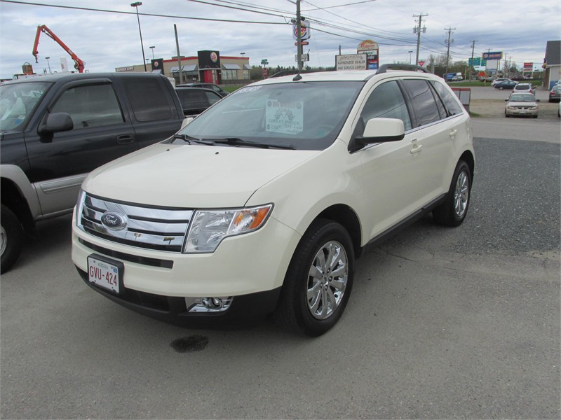 Miramichi Automotives for Sale 2008 Ford Edge LTD