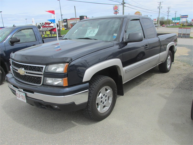 Miramichi Automotives for Sale 2006 Chevrolet Silverado