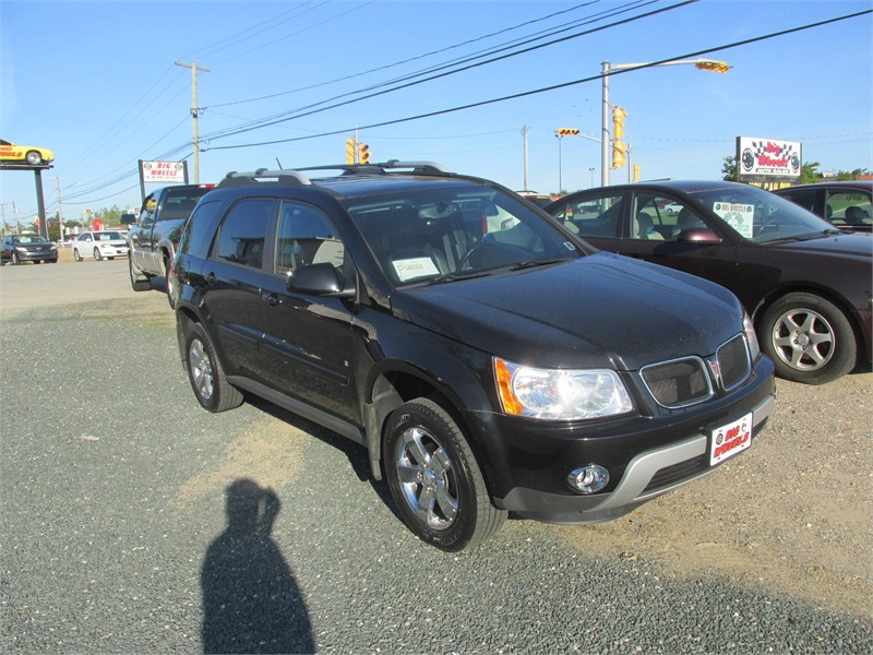 Automobile 2008 Pontiac Torrent