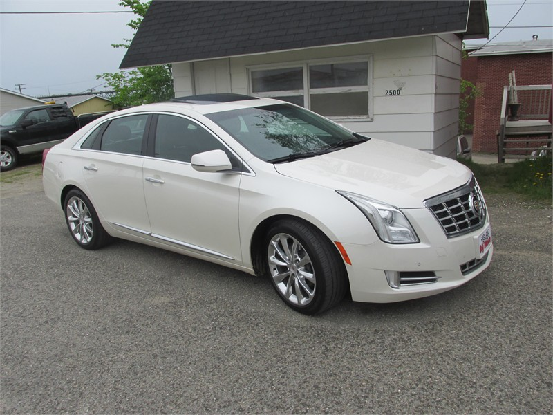 Miramichi Automotives for Sale 2013 Cadillac XTS All Wheel Drive Luxury Edition
