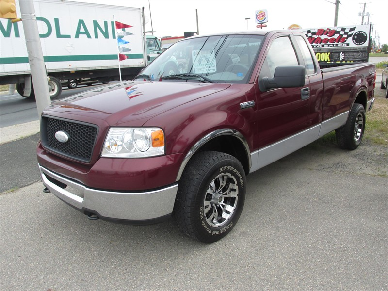 Miramichi Automotives for Sale 2006 Ford F150