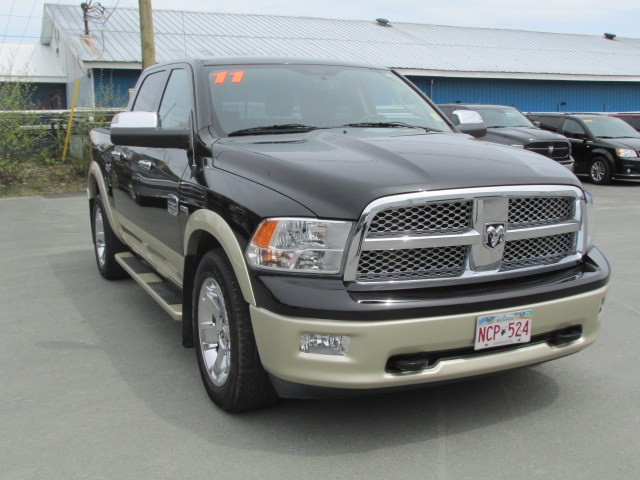 Miramichi Automotives for Sale 2011 Ram 1500 Longhorn