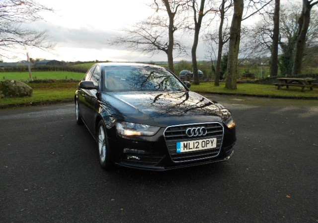 Armagh County Automotives for Sale 2012 AUDI A4 TECHNIK  2.0 TDI