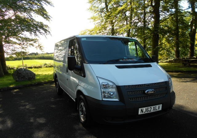 Armagh County Automotives for Sale 2012 FORD TRANSIT  100T280 SWB LR