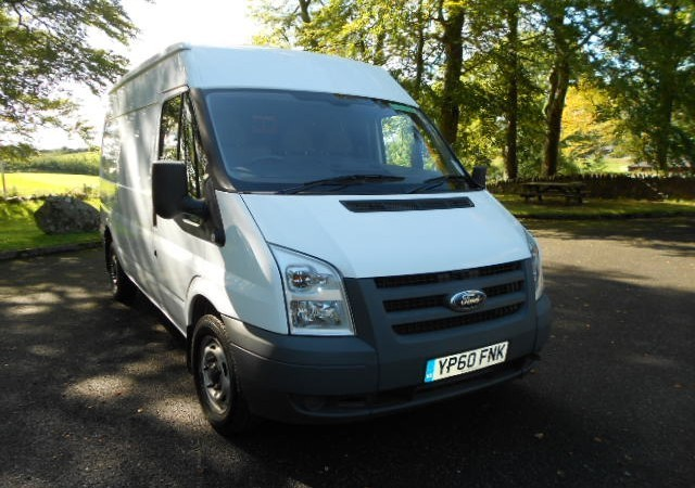 Armagh County Automotives for Sale 2011 FORD TRANSIT  115T280 MWB MR