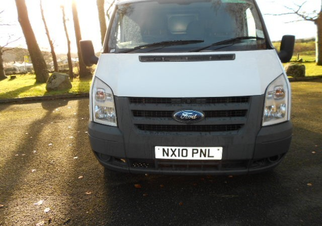 Armagh County Automotives for Sale 2010 FORD TRANSIT  85T260 SWB LR
