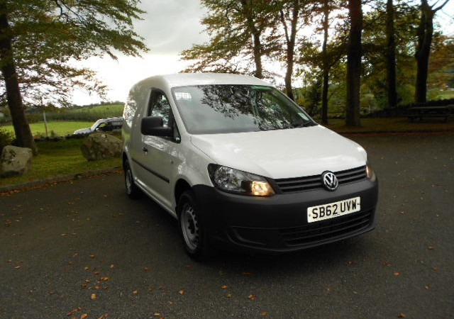 Armagh County Automotives for Sale 2012 VOLKSWAGAN CADDY  1.6 TDI C20 102