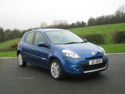 Armagh County Automotives for Sale 2011 Renault Clio  DYNAMIQUE