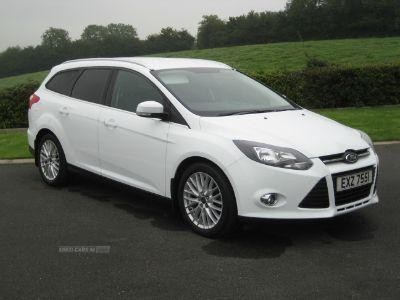 Armagh County Automotives for Sale 2012 Ford Focus ZETEC  TDCI 115