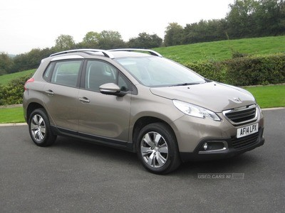 Armagh County Automotives for Sale 2014 Peugeot 2008  ACTIVE HDI
