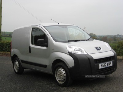 Armagh County Automotives for Sale 2012 Peugeot Bipper  S HDI