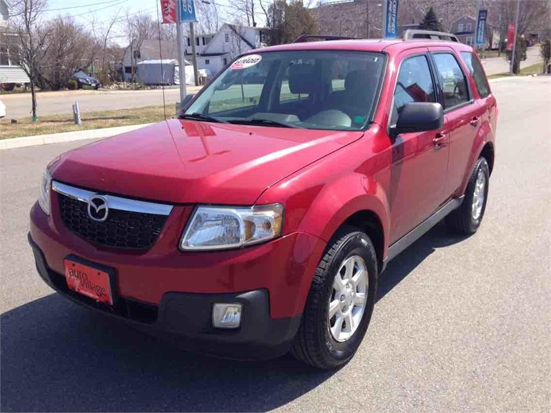 Saint John Automotives for Sale 2010 Mazda Tribute