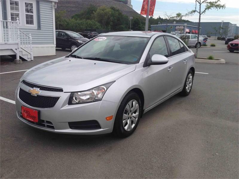 Saint John Automotives for Sale 2014 Chevrolet Cruze