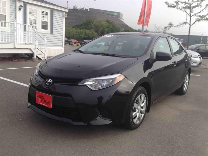 Saint John Automotives for Sale 2014 Toyota Corolla
