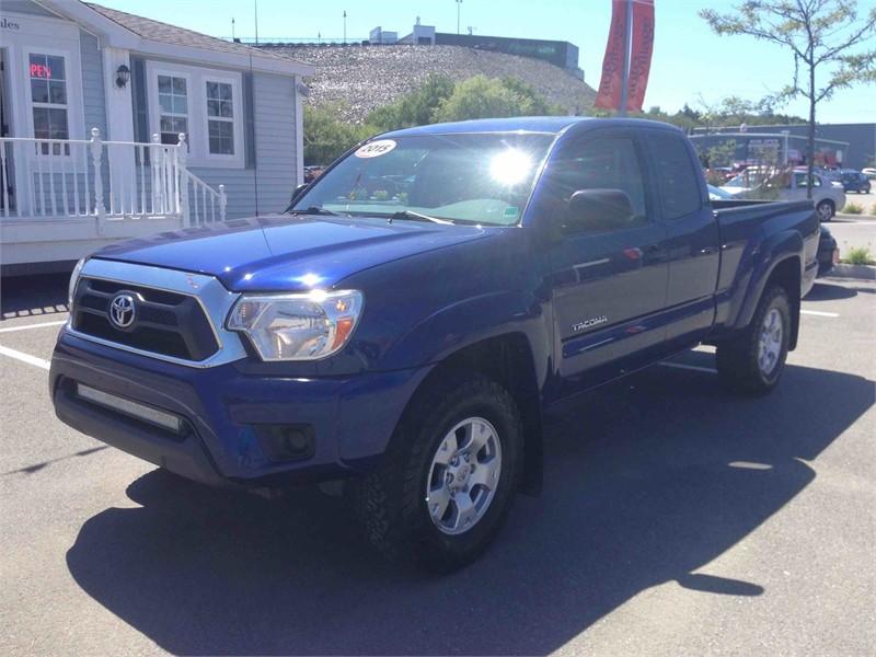 Saint John Automotives for Sale 2015 Toyota Tacoma