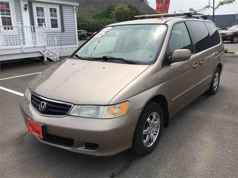 Saint John Automotives for Sale 2004 Honda Odyssey